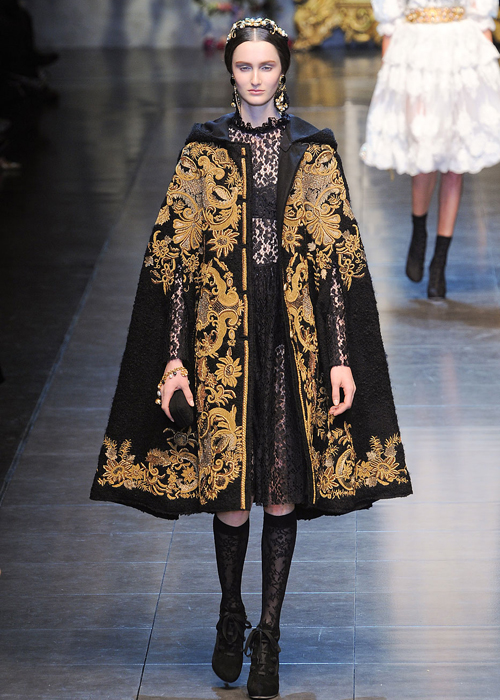 The Baroque Style Dona Moda